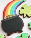 How to Make St. Patrick's Day Decorated Cookies