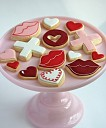 Valentine's Day Cookie & Cupcake Ideas