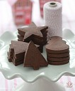 Chocolate Sugar Cookie Recipe {Cut Out Cookies}