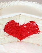 Guest Post from Amanda of i am baker - How to Make Heart Cake