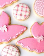 Cookie Making Schedule {Free Printables} & Ballet Tutu Cookies