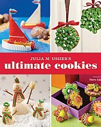 Interview with Julia Usher & Ultimate Cookies/Fancy Flours {Giveaway!}