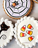 Halloween Decorated Cookie Ideas