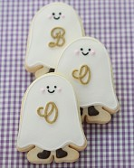 {Video} Easy Ghost Cookies