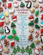 Advent Calendar Cookies