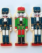 {Video} Nutcracker Decorated Cookies