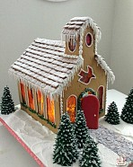 Gingerbread Church