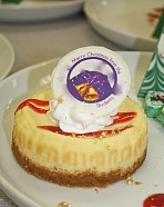 New York Cheesecake Recipe & Christmas Cabaret 2011
