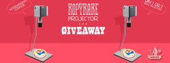 Kopykake Projector Giveaway! {International – Worldwide!}