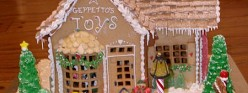 Gingerbread Toy Shop