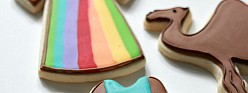 Joseph and His Coat of Many Colors – Decorated Cookies