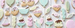 Confetti Cut Out Sugar Cookie Recipe