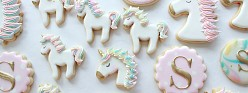 (Video) How to Decorate Simple Unicorn Cookies