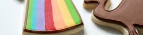 Joseph and His Coat of Many Colors - Decorated Cookies
