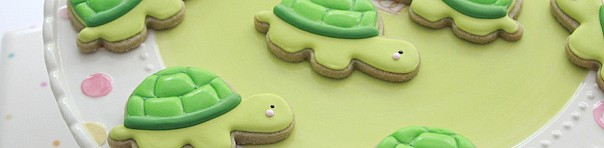 {Video} How to Decorate Turtle Cookies