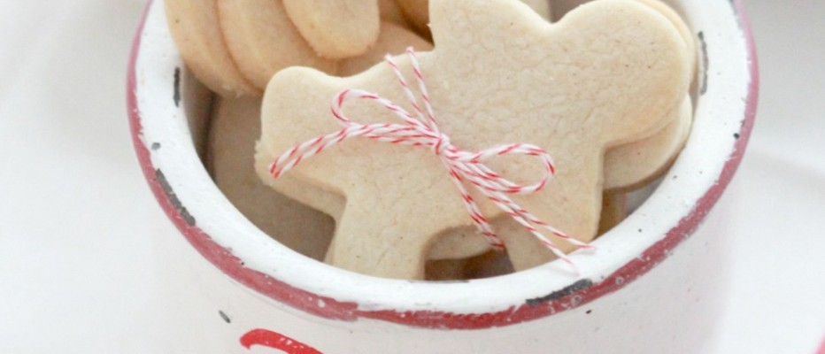 Snickerdoodle Cut-Out Cookie Recipe