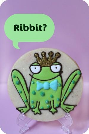 Frog ribbit
