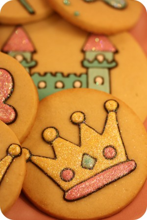 princess cookies 2