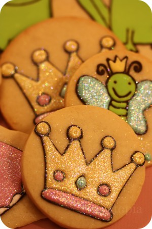 princess cookies 4