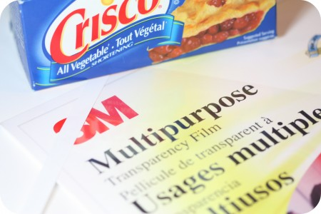 crisco and transparency
