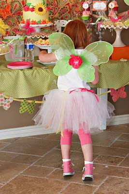 Kates 3rd birthday wings and tutu1