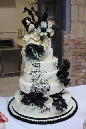 Alexandria Pellegrino Cake Competition