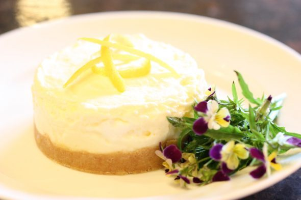 frozen-lemon-souffle-and-flowers-on-plate-590x393-1
