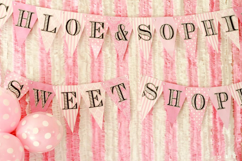 Sweet Shoppe Cookies