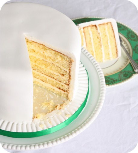 Hard icing for cakes recipe