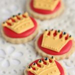 royal wedding 2011 crown cookies