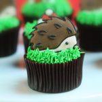 hazelnut-hedgehot-woodland-cupcakes