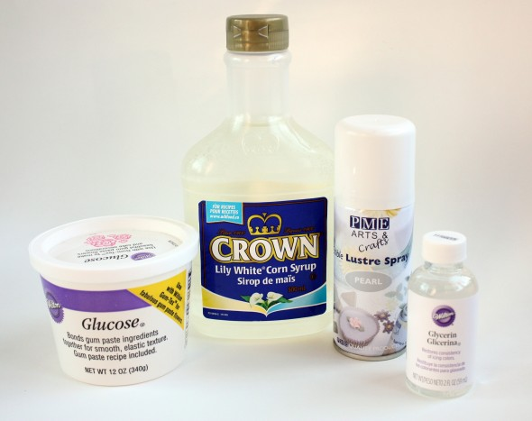 Cake recipes with glycerin