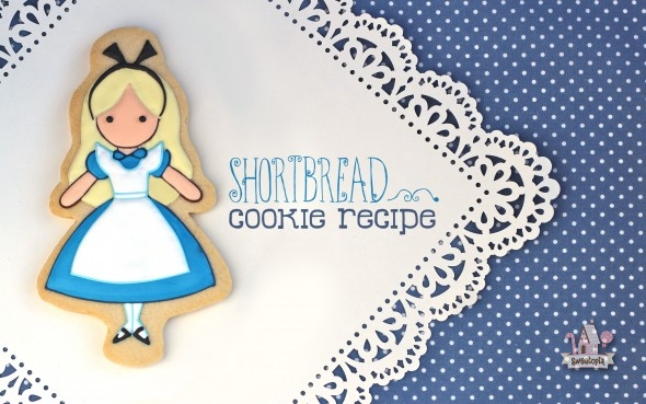 Wonderland cookies recipe