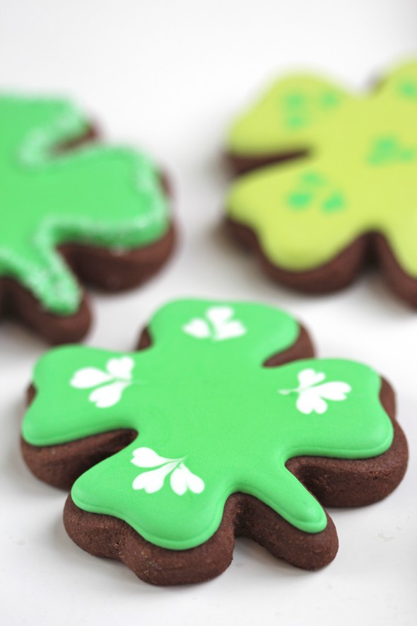 St. Patrick s Day Decorated Cookies  6851f298343a