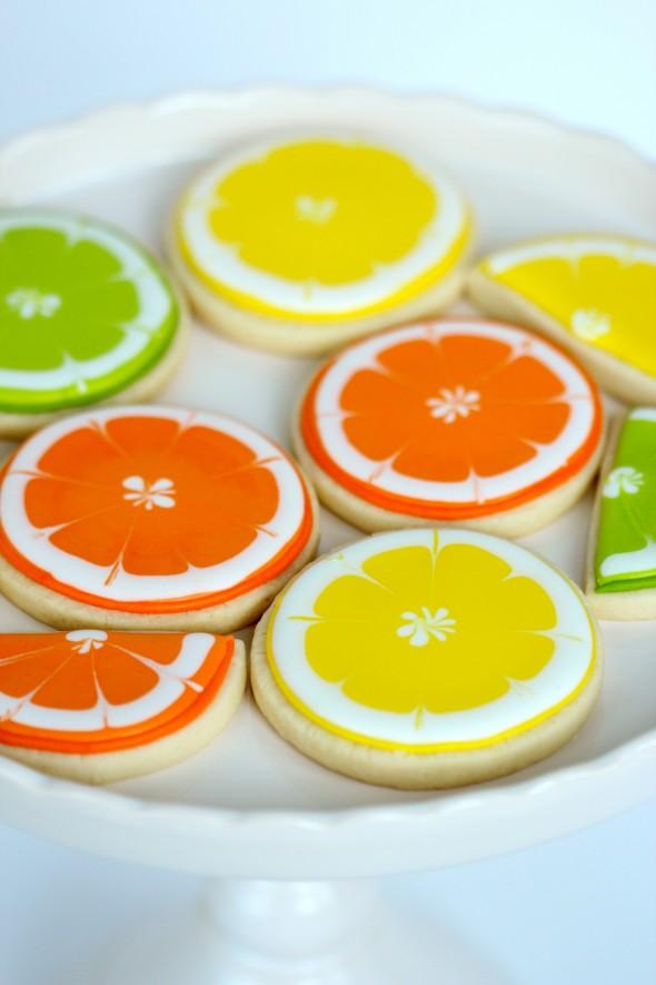 How to Make Lemon Cookies | Sweetopia