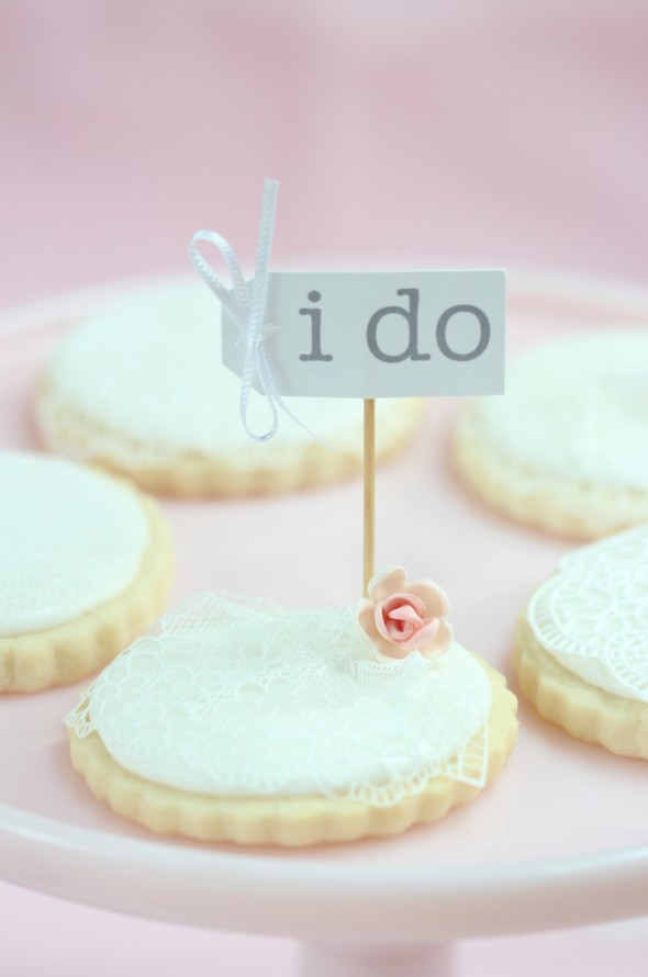 How to Make Sugar Lace Cookies