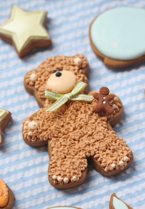 Baby Shower Cookie Favors Sweetopia
