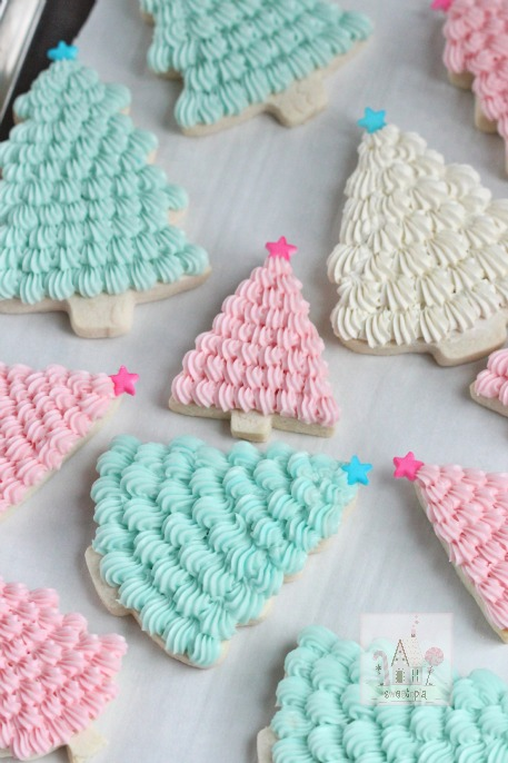 40 Christmas Cookies The Crafted Sparrow