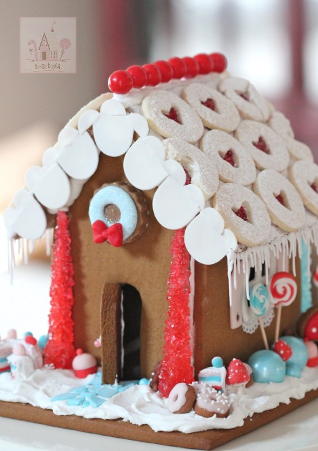 Sweet Treats Gingerbread House | Sweetopia on