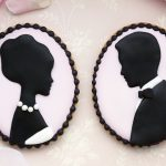 silhouette cookies