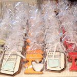 Kitchenaid mixer and stove decorated cookies on Sweetopia