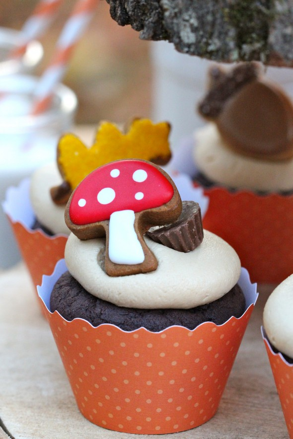 Cupcakes : fall cupcake decorating ideas - www.pureclipart.com