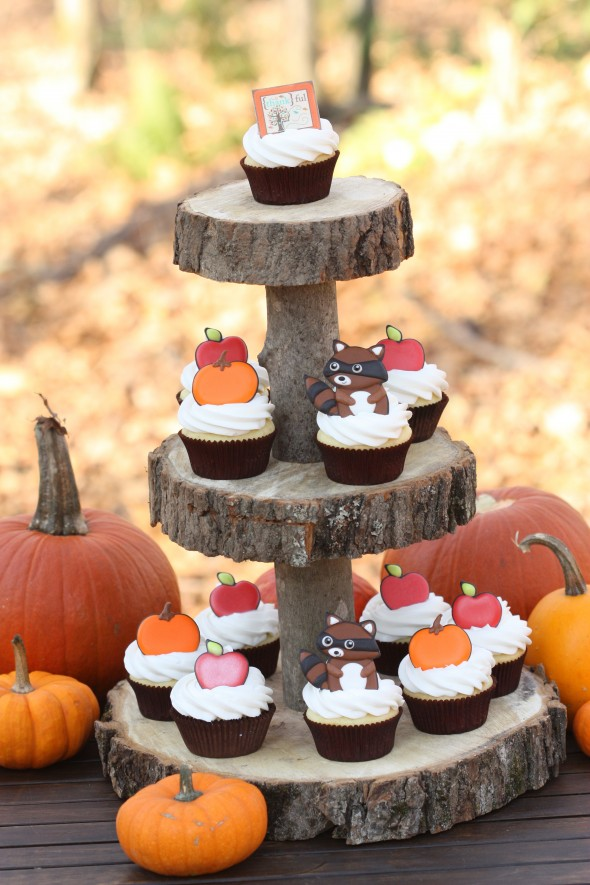 Fall Cupcake Decorations Part - 34: Sweetopia