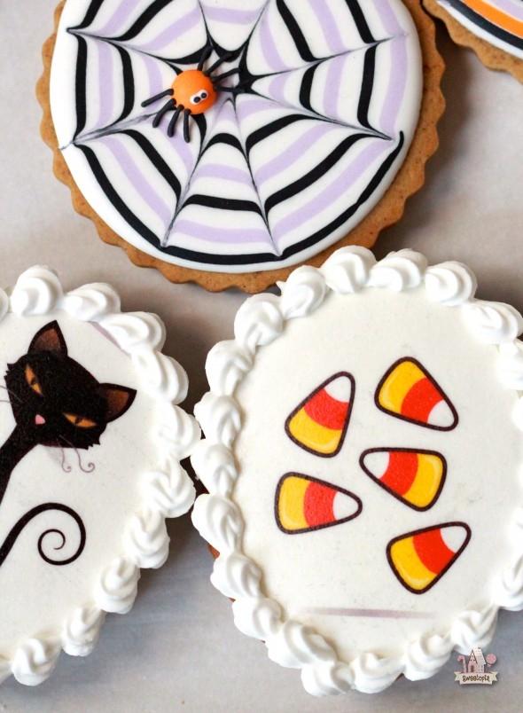 Halloween Decorated Cookie Ideas
