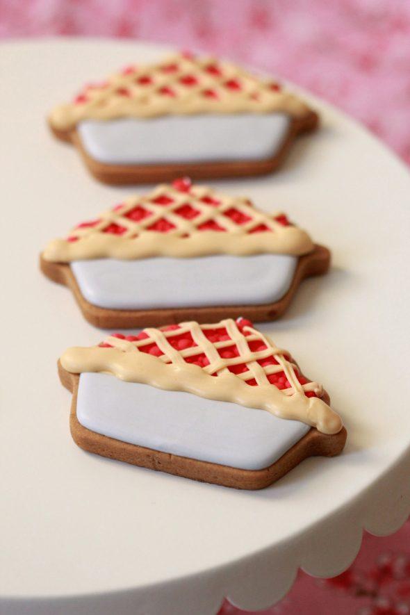 Cherry Pie Cookies – Version 2