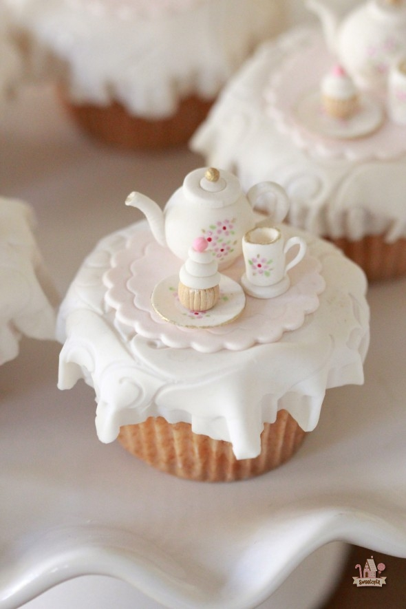 Moonshine And Sweet Tea Cupcakes Recipes — Dishmaps