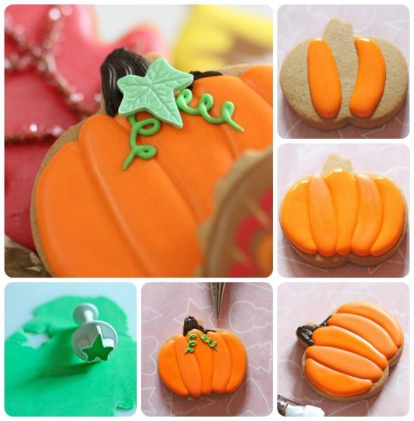 boo tiful halloween cookies pin it - How To Decorate Halloween Cookies