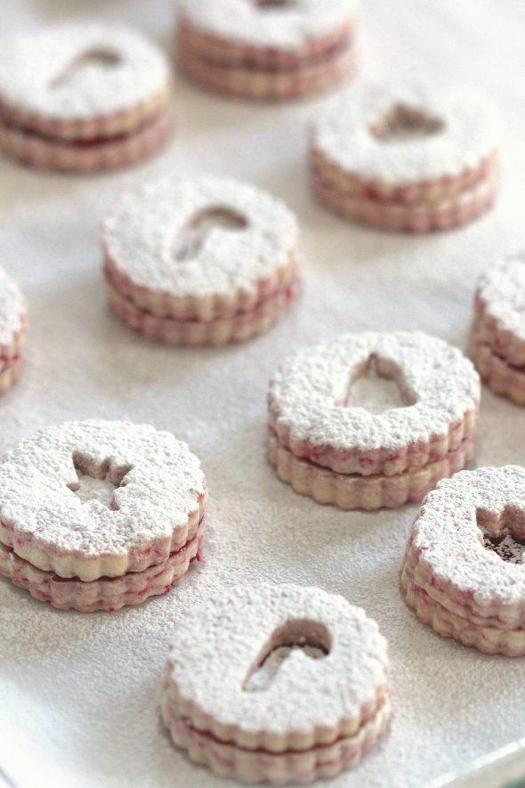 ... raspberry cookies raspberry linzer cookies raspberry linzer cookies