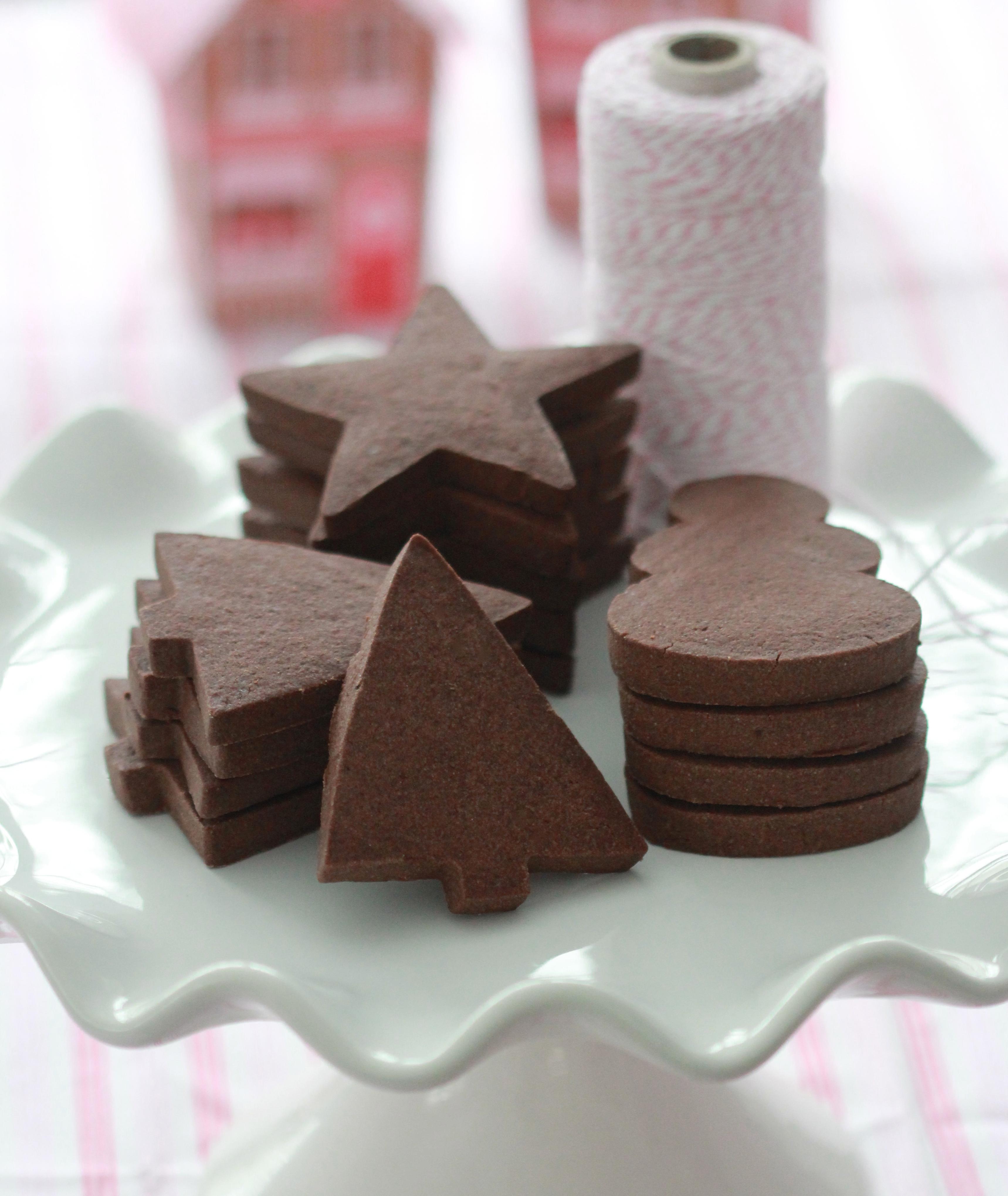 Chocolate Sugar Cookie Recipe