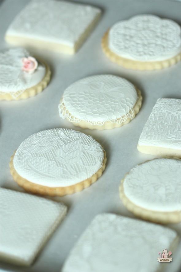 Wedding Ring Cookies 48 Good Pin It